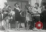 Image of Black Panther Party Oakland California USA, 1968, second 10 stock footage video 65675029944
