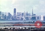 Image of city view Oakland California USA, 1974, second 2 stock footage video 65675029946