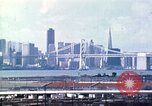 Image of city view Oakland California USA, 1974, second 3 stock footage video 65675029946