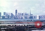 Image of city view Oakland California USA, 1974, second 4 stock footage video 65675029946
