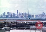 Image of city view Oakland California USA, 1974, second 5 stock footage video 65675029946