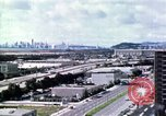 Image of city view Oakland California USA, 1974, second 10 stock footage video 65675029946