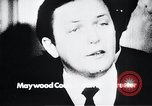 Image of Chicago area councilmen Chicago Illinois USA, 1969, second 6 stock footage video 65675029955
