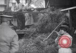 Image of chaff cut United Kingdom, 1915, second 5 stock footage video 65675029964