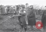 Image of women plough Surrey England, 1915, second 2 stock footage video 65675029966