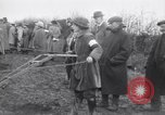 Image of women plough Surrey England, 1915, second 4 stock footage video 65675029966