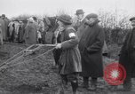Image of women plough Surrey England, 1915, second 5 stock footage video 65675029966