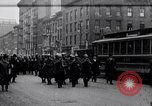 Image of Belgian soldiers New York United States USA, 1919, second 2 stock footage video 65675029969