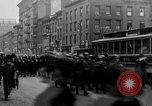 Image of Belgian soldiers New York United States USA, 1919, second 4 stock footage video 65675029969