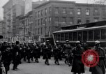Image of Belgian soldiers New York United States USA, 1919, second 8 stock footage video 65675029969
