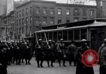 Image of Belgian soldiers New York United States USA, 1919, second 9 stock footage video 65675029969