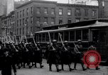 Image of Belgian soldiers New York United States USA, 1919, second 10 stock footage video 65675029969