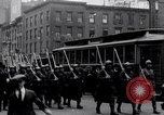 Image of Belgian soldiers New York United States USA, 1919, second 11 stock footage video 65675029969