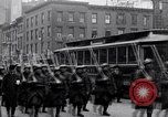Image of Belgian soldiers New York United States USA, 1919, second 12 stock footage video 65675029969