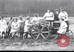 Image of women operate tractors United Kingdom, 1917, second 4 stock footage video 65675029972