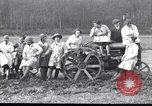 Image of women operate tractors United Kingdom, 1917, second 5 stock footage video 65675029972