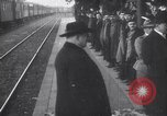 Image of President Masaryk Prague Czechoslovakia, 1918, second 7 stock footage video 65675029974