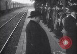 Image of President Masaryk Prague Czechoslovakia, 1918, second 8 stock footage video 65675029974