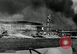 Image of wrecked planes Pearl Harbor Hawaii USA, 1941, second 8 stock footage video 65675029980