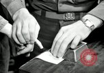 Image of fingerprint detection United States USA, 1942, second 12 stock footage video 65675029982