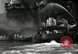 Image of attack on Pearl Harbor Pearl Harbor Hawaii USA, 1941, second 5 stock footage video 65675029992