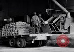 Image of filled sacks United States USA, 1938, second 2 stock footage video 65675029996