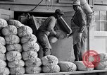 Image of filled sacks United States USA, 1938, second 7 stock footage video 65675029996
