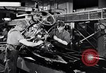 Image of assemble car parts Michigan United States USA, 1938, second 10 stock footage video 65675029998