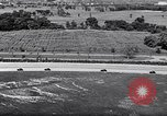 Image of road testing of cars Michigan United States USA, 1938, second 3 stock footage video 65675030004