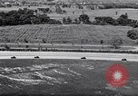 Image of road testing of cars Michigan United States USA, 1938, second 4 stock footage video 65675030004