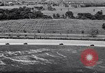 Image of road testing of cars Michigan United States USA, 1938, second 5 stock footage video 65675030004