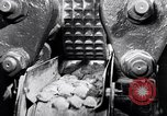 Image of tire production Michigan United States USA, 1938, second 5 stock footage video 65675030008