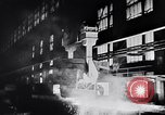 Image of blast furnace Dearborn Michigan USA, 1946, second 8 stock footage video 65675030013