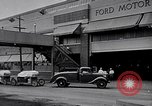 Image of food service wagons Dearborn Michigan USA, 1946, second 3 stock footage video 65675030014