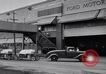 Image of food service wagons Dearborn Michigan USA, 1946, second 4 stock footage video 65675030014