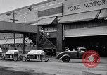 Image of food service wagons Dearborn Michigan USA, 1946, second 5 stock footage video 65675030014
