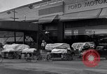 Image of food service wagons Dearborn Michigan USA, 1946, second 7 stock footage video 65675030014
