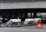 Image of food service wagons Dearborn Michigan USA, 1946, second 9 stock footage video 65675030014