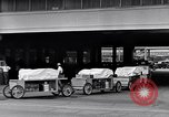 Image of food service wagons Dearborn Michigan USA, 1946, second 12 stock footage video 65675030014