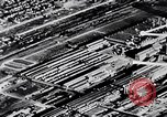 Image of assembly line production Dearborn Michigan USA, 1946, second 10 stock footage video 65675030017