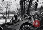 Image of Ford Jeep Detroit Michigan USA, 1941, second 2 stock footage video 65675030018