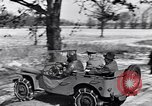 Image of Ford Jeep Detroit Michigan USA, 1941, second 5 stock footage video 65675030018