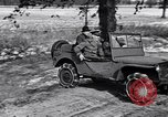 Image of Ford Jeep Detroit Michigan USA, 1941, second 8 stock footage video 65675030018
