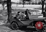 Image of Ford Jeep Detroit Michigan USA, 1941, second 9 stock footage video 65675030018