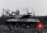 Image of Ford M-8 tank United States USA, 1944, second 8 stock footage video 65675030020