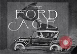 Image of First Ford Plant Detroit Michigan USA, 1923, second 2 stock footage video 65675030022