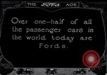 Image of First Ford Plant Detroit Michigan USA, 1923, second 11 stock footage video 65675030022