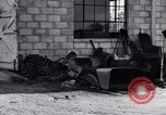 Image of messy garage Michigan United States USA, 1927, second 3 stock footage video 65675030031