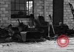 Image of messy garage Michigan United States USA, 1927, second 8 stock footage video 65675030031