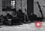 Image of messy garage Michigan United States USA, 1927, second 9 stock footage video 65675030031